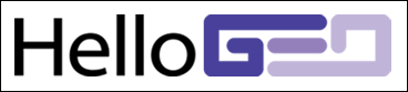 HelloGEO logo - horizontal.
